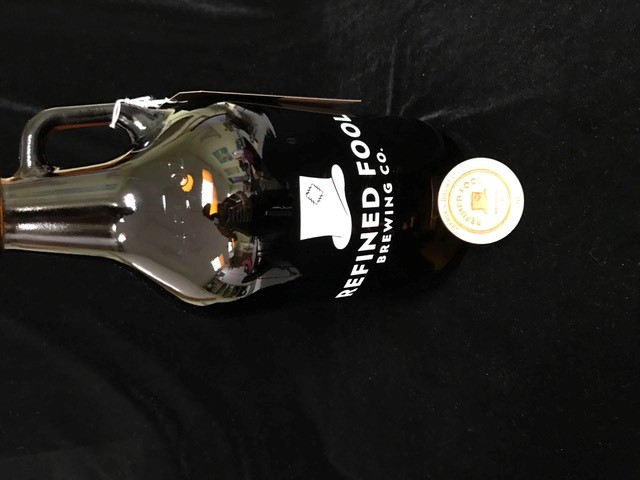 Growler with $20 Token